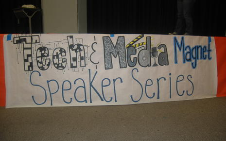 Our Speaker Series Banner