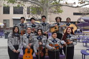 Mariachi Jaguares at Bell HS- Spring 2018